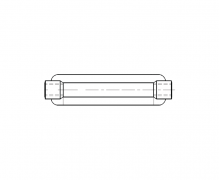 DIN 1480, Nakrętki napinające otwarte, PN 82269